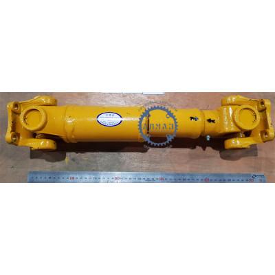 Вал карданный CDM 833 (302100d) ГМП-КПП L=510 4 отв.LonKing