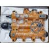Клапан распределительный основных операций CDM855 ZL40/50 (жиклер гидравлики) LonKing