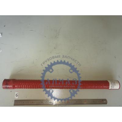 Патрубок радиатора нижний WEICHAI